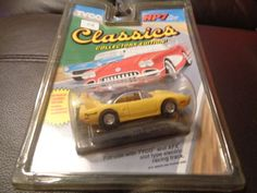 Unknown 164788: (Item 104) New Tyco Hp7 # 9025 Ho Scale Slot Car Yellow Black Top 197... -> BUY IT NOW ONLY: $100 on eBay!