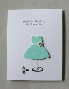 Flower Girl Romantic Card @ Rs. 249