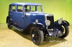 1928 Lea Francis W Type Saloon