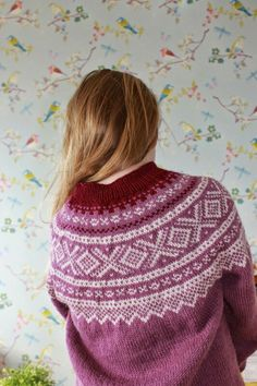 Pullover, Knitting Ideas, Yarn Crafts, Knits, Turtle Neck, Island, Pattern, Sweaters, Inspiration