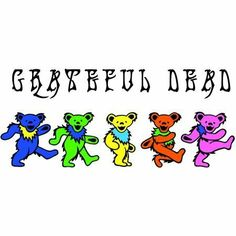 This tattoo is of the multi colored Grateful Dead Dancing Bears. I'll take a bracelet! Grateful Dead Tattoo, Grateful Dead Shirts, Grateful Dead Dancing Bears, Grateful Dead Wallpaper, Tracing Art, T Shirt Makeover, Dead And Company, Bear Wallpaper, Iphone Wallpaper