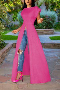 Yellow Fashion, Red Fashion, Runway Fashion, Fashion Dresses, Woman Dresses, Fashion Night, Fashion Wear, Fashion Trends, Autumn Fashion Casual