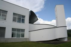 Vitra Design Museum_progetto di Frank Gehry