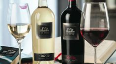 Acclaimed novelist E.L. James has launched the 50 Shades of Grey #Wine to accompany her sultry novels - http://www.finedininglovers.com/blog/food-drinks/50-shades-of-grey-wine/