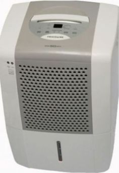 Frigidaire Dehumidifier, Continuous operation is . Small Appliances, Home Appliances, Measuring Instrument, Security Equipment, Dehumidifiers, Projector Lamp, Electrical Equipment, Cool Stuff, House Appliances