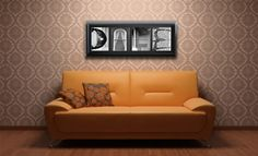 I want to take some alphabet photos Alphabet Photos, Sofa, Couch, Craft Ideas, Crafts, Photography, Furniture, Home Decor, Settee