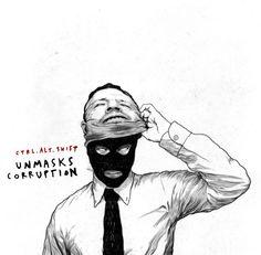 CTRL.ALT.SHIFT Unmasks Corruption