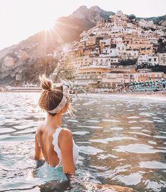 @oliviaagrayee ☆ Positano Italy, Positano Beach, Costa Amalfi, Capri Italy, Vacation Mood, Vacation Photo, Vacation Ideas, Vacation Travel, Italy Vacation
