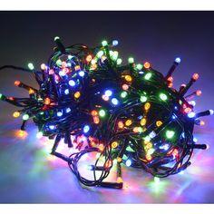Luce di Natale 300 led multicolor per esterno   vendita online su HOLYART