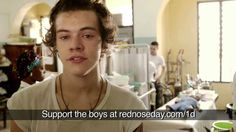 Harry Styles and Liam Payne from One Direction witness malaria's deadly ...
