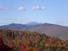 kangamangus highway new hampshire -