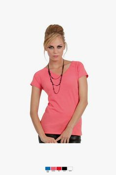 URID Merchandise -   T-SHIRT B&C BLONDIE CLASSIC WOMEN   6,2 http://uridmerchandise.com/loja/t-shirt-bc-blondie-classic-women/