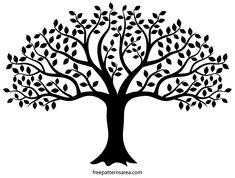 ideas for tree graphic vector silhouette Free Vector Files, Vector Free Download, Free Vector Graphics, Tree Templates, Stencil Templates, Stencils, Tree Stencil, Vector Trees, Tree Graphic