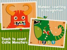 Free app for kids: Cutie Monsters-Jigsaw Puzzles is free now (limited time offer)! http://www.appysmarts.com/application/cutie-monsters-jigsaw-puzzles,id_28558.php