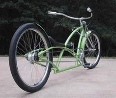 La selection de Franck ! - 11 sur 19 Velo Beach Cruiser, Cruiser Bicycle, Cruisers, Lowrider Bicycle, Minibike, Chopper Bike, Altered Images, Bike Design, Kustom