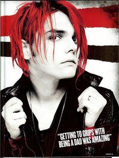 Gerard Way Na Na Na