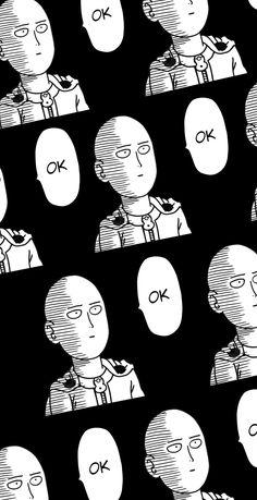 HD wallpaper: Saitama, One-Punch Man, anime, manga, amoled Saitama One Punch Man, One Punch Man Anime, Wallpaper Animes, Man Wallpaper, Animes Wallpapers, Cute Wallpapers, Wallpaper Backgrounds, Cute Anime Wallpaper, Iphone Wallpaper