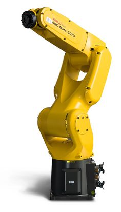 ROBOT FANUC AM50 iD HDPR housse de protection robotique robotics cover fundas-robot schutzhülle roboter robot-covers.com/