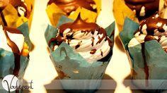Cupcakes de Chocolate con Merengue #Granada #catering