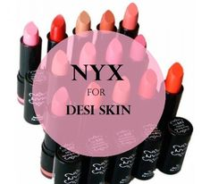 Top 10 NX Round Lipsticks for Indian Skin By Contributor: Kritika NYX round Lipsticks are known for their creamy texture and rich color. They are amazing f