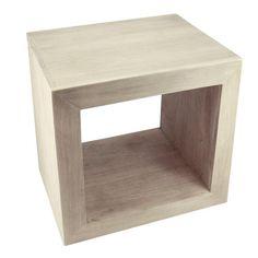 Cube bois