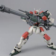 HYPERIONZ Authentic Japan - GAT-X103 Buster Gundam: Master Grade ...