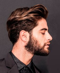 squared sides mens hair - Cerca con Google