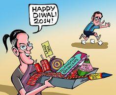 diwali funny photos Happy Diwali, Facebook Image, Sparklers, Funny Photos, Diwali 2014, Memes, Cartoons, Fanny Pics, Cartoon