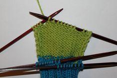 Hvordan strikke sokker til barn – Boerboelheidi Ravelry, Straw Bag, Diy And Crafts, Blog, Threading, Creative, Blogging