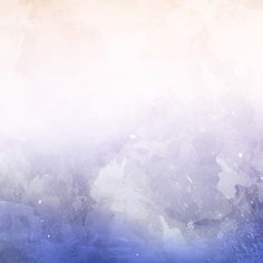 Abstract background with a blue watercolor texture Free Vector