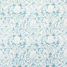 Warwick Fabrics : GERSCHWIN, Colour AQUAMARINE
