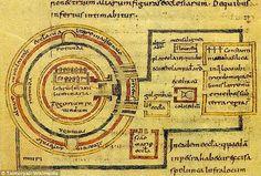 La evidencia principal que relaciona el lugar con Jesús, se encuentra en un texto llamado 'De locis sanctis' (Sobre Lugares Santos) escrito en 670 por el abad Adomnán de Iona.