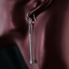 Riding Crop Earrings