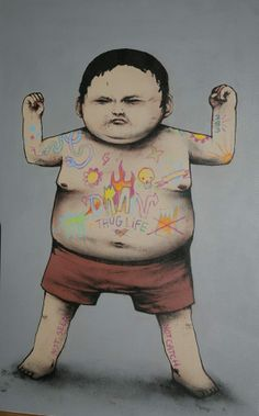 French Artist Dran