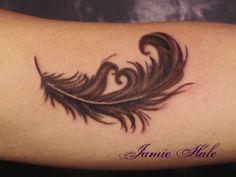 Jamie Hale from Bleed Blue Tattoo