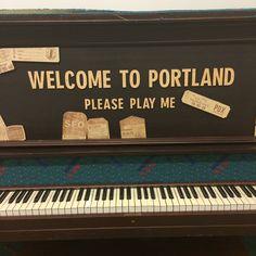 Washington High School, Portland, Revolution, Piano, Restaurants, Space, Floor Space, Pianos, Restaurant