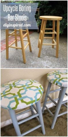 15 Amazing Diy Bar Stool Ideas You Should Check Out Right Now
