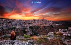Russo Francesco | The Sassi of Matera, the UNESCO World Heritage - European Capital of Culture 2019