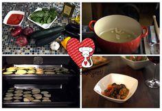 Ricette e Segreti in Cucina : Ricetta caponata di melanzane al forno
