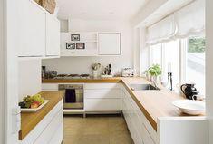 65 Gorgeous Modern Scandinavian Kitchen Design Trends