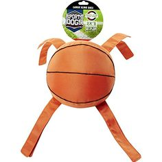 Sports Dog Large Sling Basketball Dog Toy -- Visit the image link more details.(This is an Amazon affiliate link)