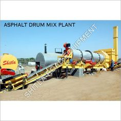 Hot Mix Plant Manufacturer in Gujarat,Hot Mix Plant Supplier Hot Mix Plant, Road Construction, Monster Trucks, The Unit, Organization, Plants, Getting Organized, Organisation, Plant