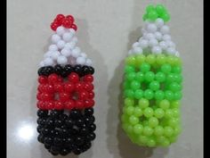 How To Made Beaded Tutorial. How To Made Beaded Tutorial. Beaded Clutch, Beaded Purses, Seed Bead Patterns, Beading Patterns, Peacock Crochet, Beaded Crafts, Beaded Animals, Plastic Canvas Crafts, Pony Beads