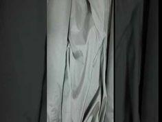 Predatex Silk: Silk Dupion Blue 19mm 54'' (Width 140cm)