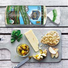 كعك الرز العضوي مع التماري متوفر في #سيفكو #منتجات_سيفكو_العضوية Organic Rice Cakes With Tamari And Seaweed Available In #Saveco #saveco_organics