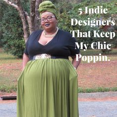5 Indie Designers That Keep My Chic Poppin.