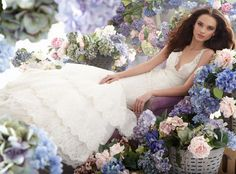 Jim Hjelm Bridal Dresses Style 8259 by JLM Couture, Inc.