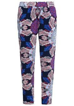 Vero Moda VMSUPER EASY Pantalón de tela twilight blue