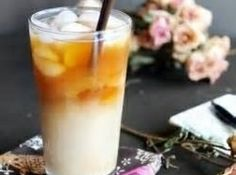 Iced Caramel-Cream Coffee Recipe | Just A Pinch Recipes