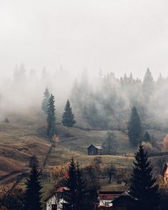 The Romanian Hills